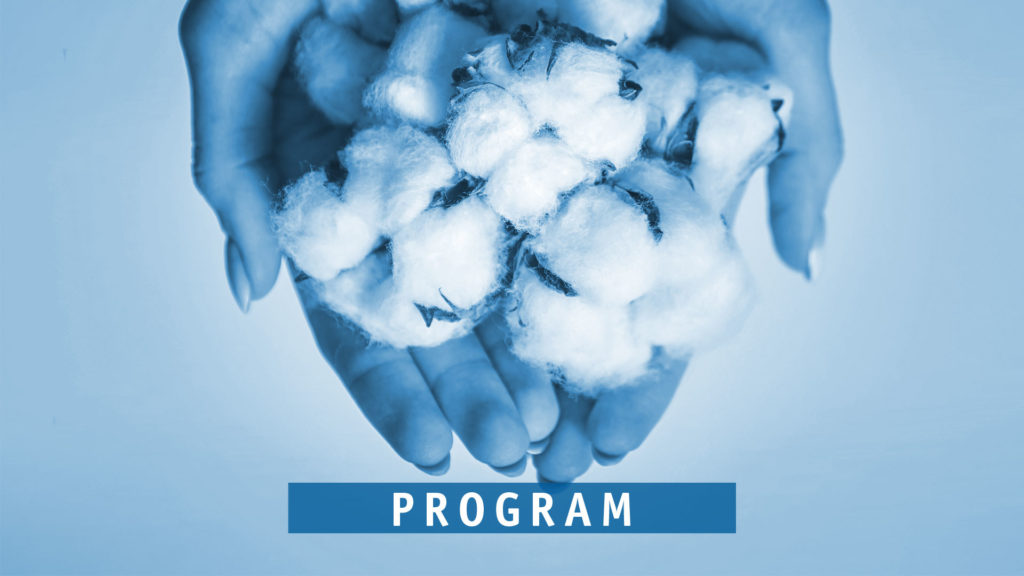 Cotton Conference 2020 Program