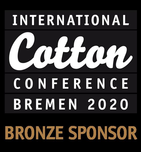 Cotton COnference 2020 Sponsoren Bronze