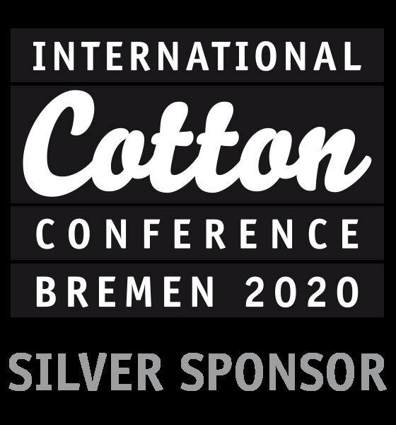 Cotton Conference 2020 Sponsoren Silver