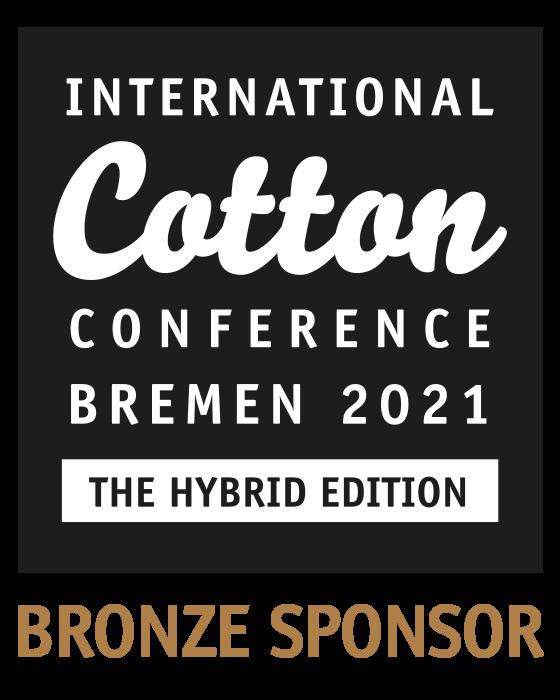 Cotton Conference 2021 Sponsoren Bronze