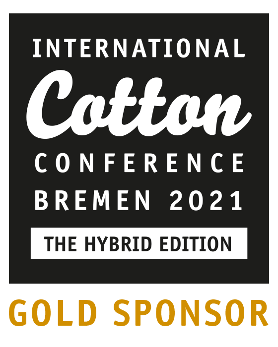 Cotton Conference 2021 Sponsoren Gold