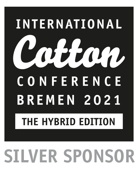 Cotton Conference 2021 Sponsoren Silber